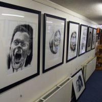 jonny howson framed